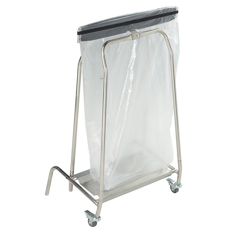 Prodiguide blog archive porte sac pince inox pour sac 110kg for Porte sac poubelle