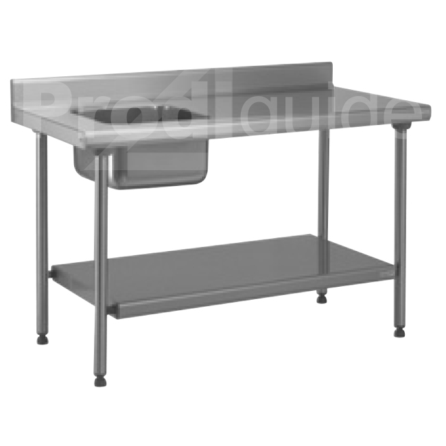 prodiguide blog archive table inox avec vier sans robinet. Black Bedroom Furniture Sets. Home Design Ideas