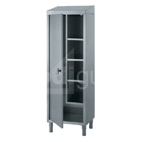prodiguide blog archive armoire inox pour produits d entretien et balais. Black Bedroom Furniture Sets. Home Design Ideas