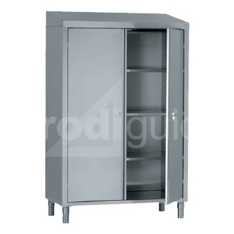 Prodiguide blog archive armoires inox hautes portes for Table armoire inox