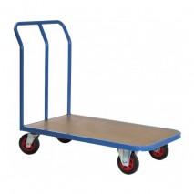 Chariot dossier fixe pour lourdes charges-400-kg