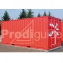 Container maritime personnalisé