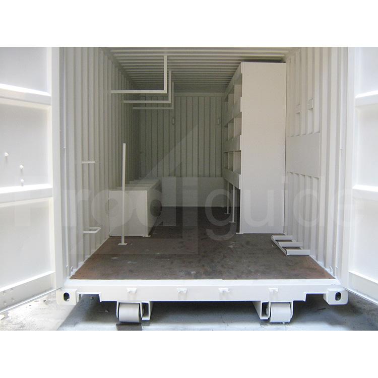 Prodiguide blog archive conteneur maritime am nag ou modifi - Comment amenager un container ...
