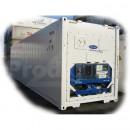 Conteneur maritime frigorifique