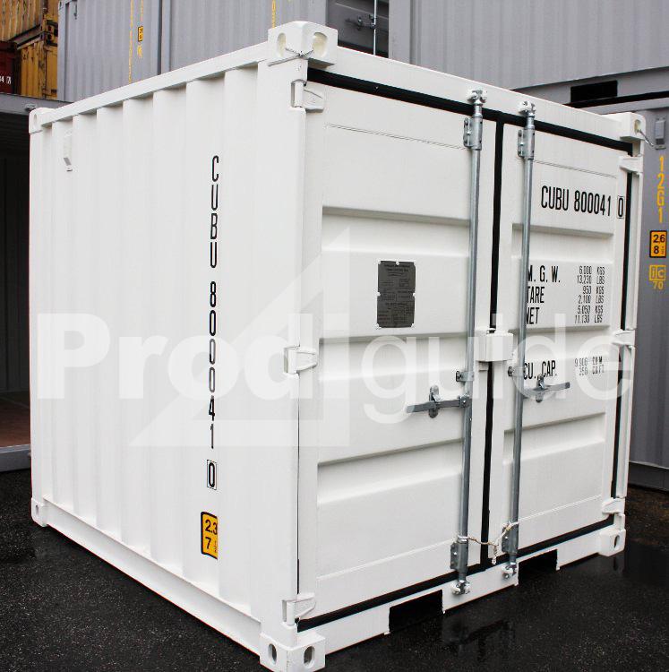 Prodiguide blog archive conteneur maritime petit for Devis container