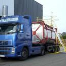 Echelle mobile acces wagon conteneur et citerne