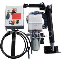 Kit de conversion hydraulique de niveleurde quai mécanique