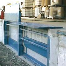 Mini-rampe quai sncf