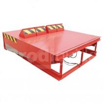 Niveleur barrières de sécurite pour quai
