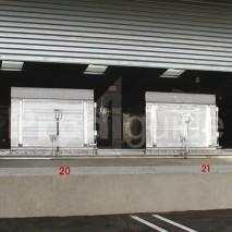 Passerelle de chargement aluminium