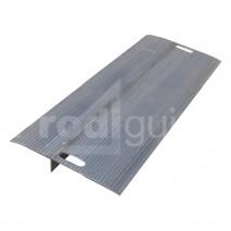 plaque chargement aluminium en profilé extrudé