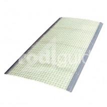 Plaque de chargement de quai en polyester