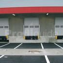 Portes sectionnelles de quai de chargement