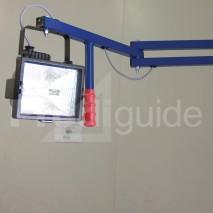 Projecteur de quai de chargement