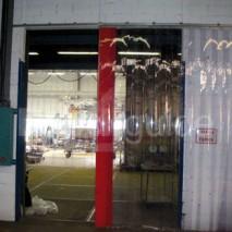 rideaux souples pvc lanieres
