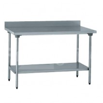 Table inox centrale CHR
